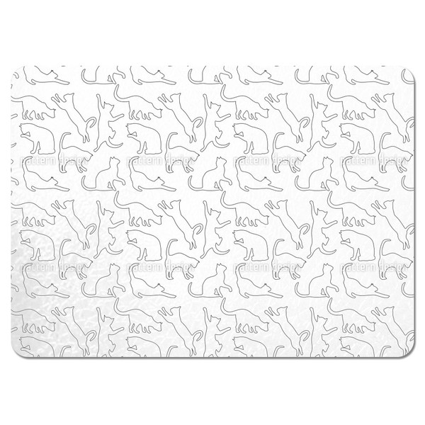 Playing Cats Placemats (Set of 4) 20791022