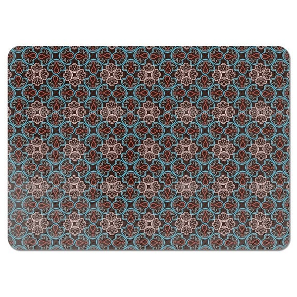 Floral Jewellery Placemats (Set of 4)
