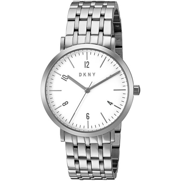 DKNY Women's NY2502 'Minetta' Stainless Steel Watch