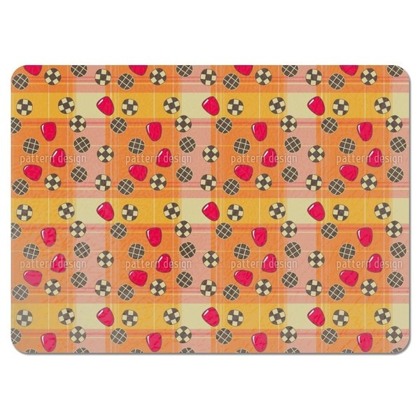 Toffee Fee Placemats (Set of 4)