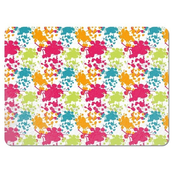 Spray Paint Splashes Placemats (Set of 4)