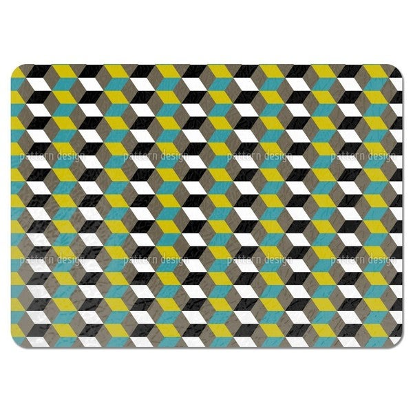 Outside of the Box Placemats (Set of 4)
