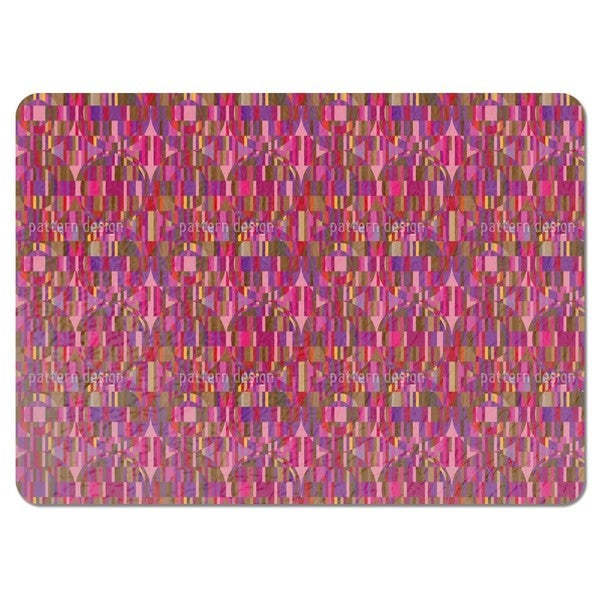 Chill Out Circles Placemats (Set of 4)