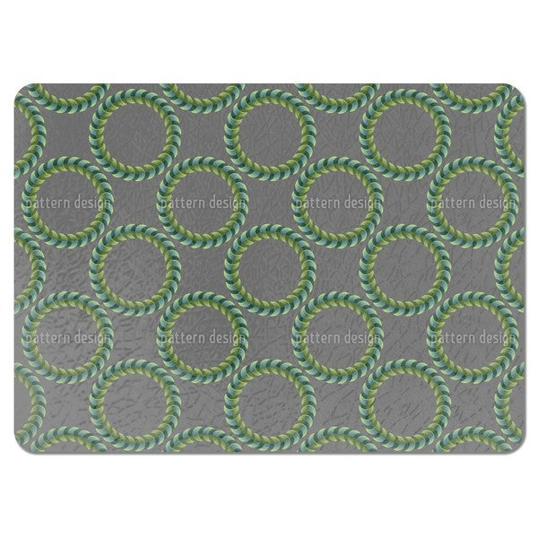 Lord of the Spiral Rings Placemats (Set of 4)