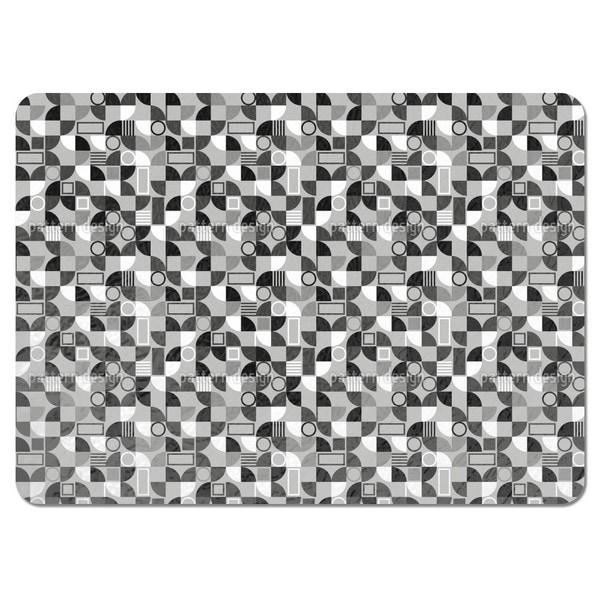 Tile Fragments Placemats (Set of 4)