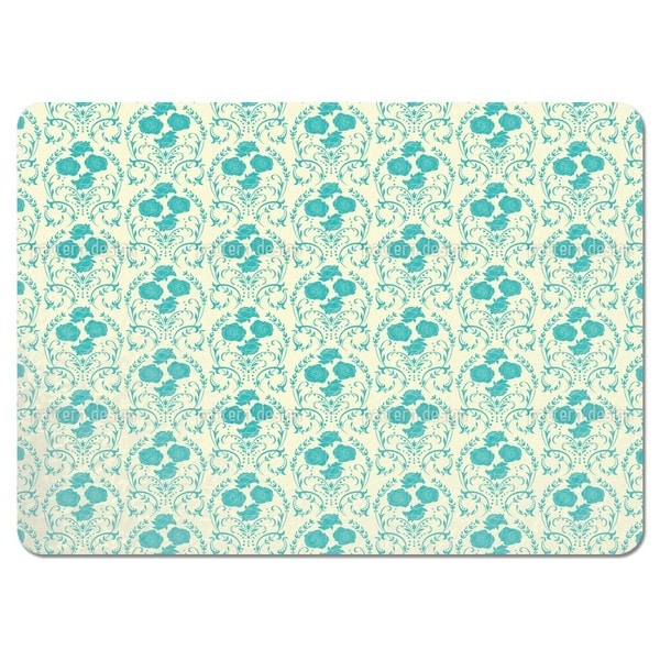 Rose Vanilla Placemats (Set of 4)