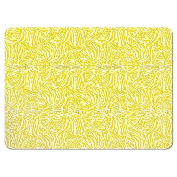 Zebra Vibrant Placemats (Set of 4) 20794733