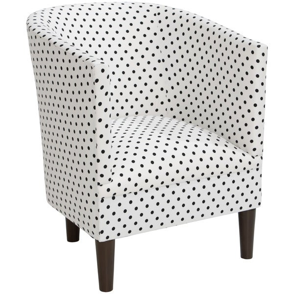 Skyline Furniture Skyline Dorothy White Tub Chair