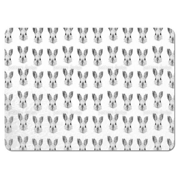Bunny Most Wanted Placemats (Set of 4)