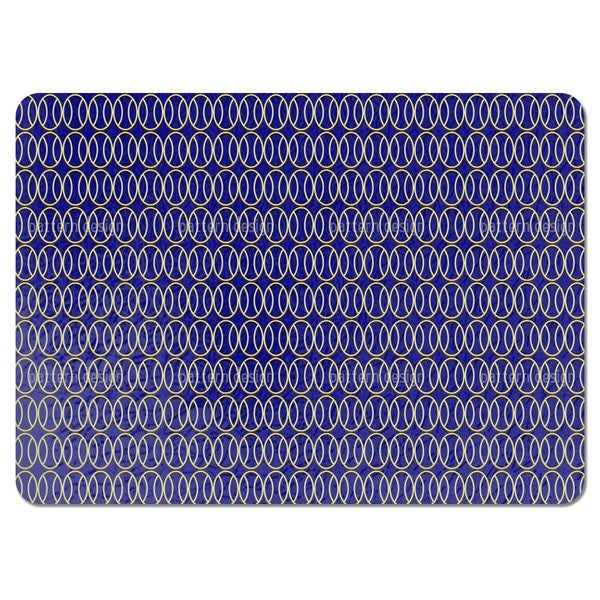 Golden Strings Placemats (Set of 4)