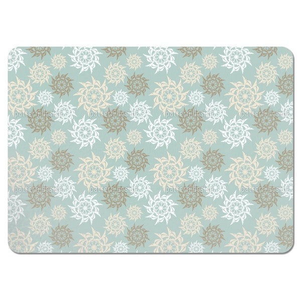 Delicate Ninja Stars Placemats (Set of 4)