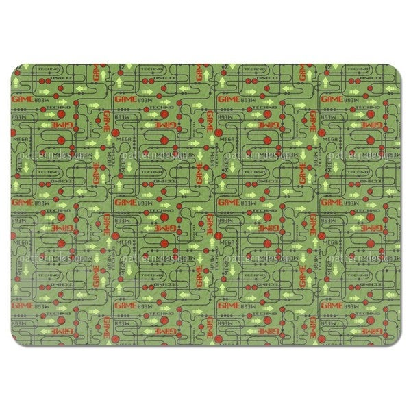Circuit Board Placemats (Set of 4)