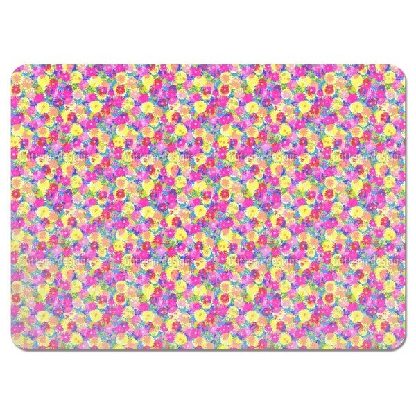 Summer Flower Meadow Placemats (Set of 4)