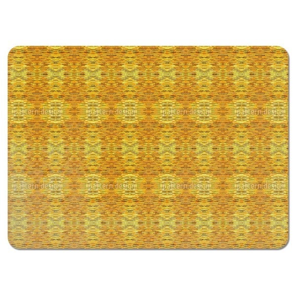 Fibrillation in the Gold Chamber Placemats (Set of 4)