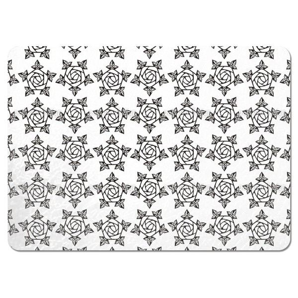 Gothic Rose Placemats (Set of 4)