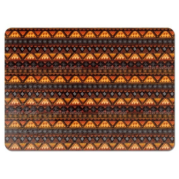 Tribal Signs Placemats (Set of 4)