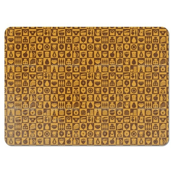 The Housewife Chess Placemats (Set of 4)