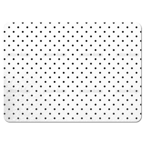 Timeless Polka Dot Placemats (Set of 4)