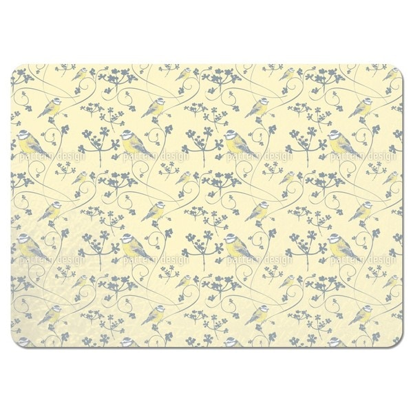Birdie Placemats (Set of 4)