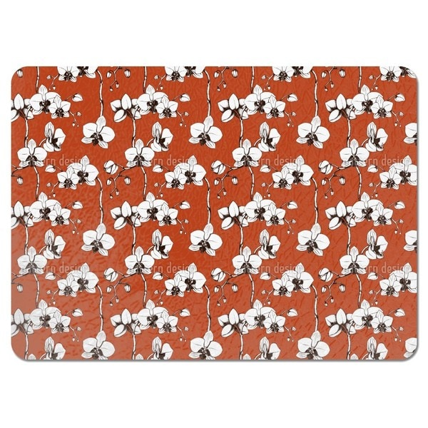 Blood Orchid Placemats (Set of 4)