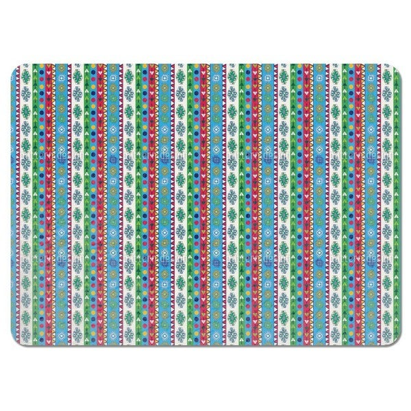 Fidel Junior Likes Stripes Placemats (Set of 4)