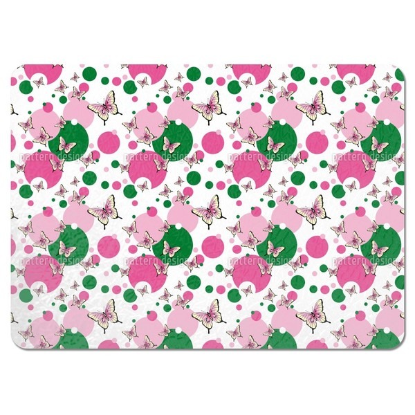 Butterflies Placemats (Set of 4)