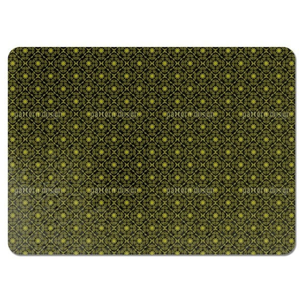 Yellow Paradies Placemats (Set of 4)