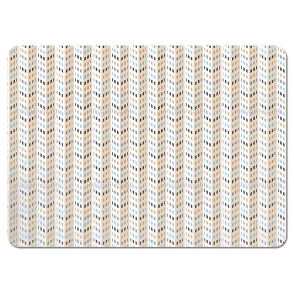 High Rise Chevron Placemats (Set of 4)
