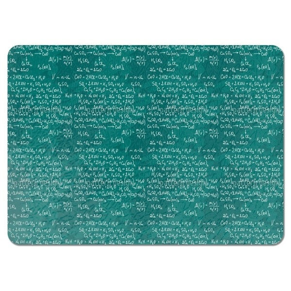Chemical Lessons Placemats (Set of 4)