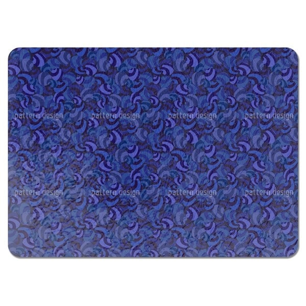 Candy Crush Blues Placemats (Set of 4)