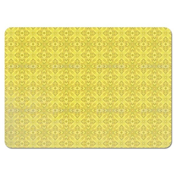 The Geometry of the Sun God Placemats (Set of 4)