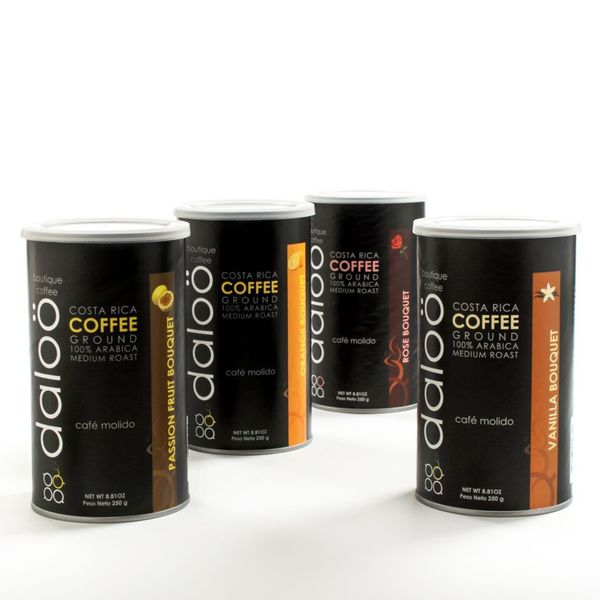igourmet The Daloo Costa Rican Coffee Collection
