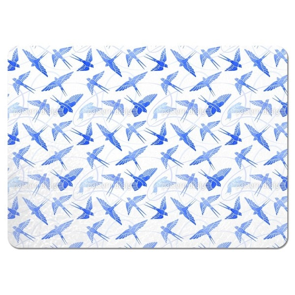 Swallows Flight Placemats (Set of 4)