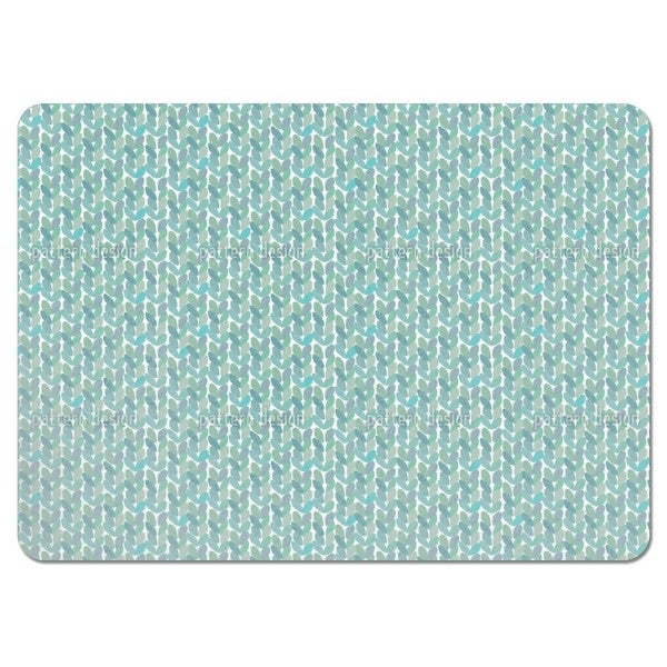 Little Leaves in a Row Placemats (Set of 4)