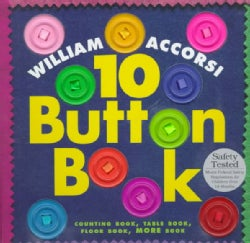 10 Button Book (Board book)