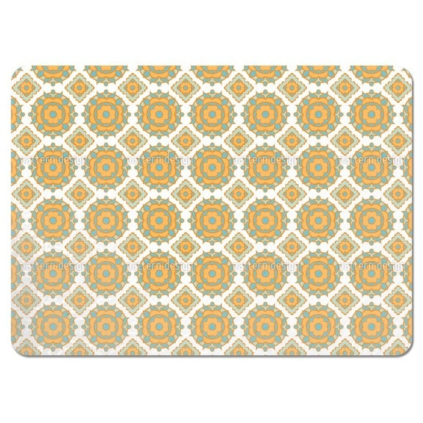 Sunny Tiling Placemats (Set of 4)
