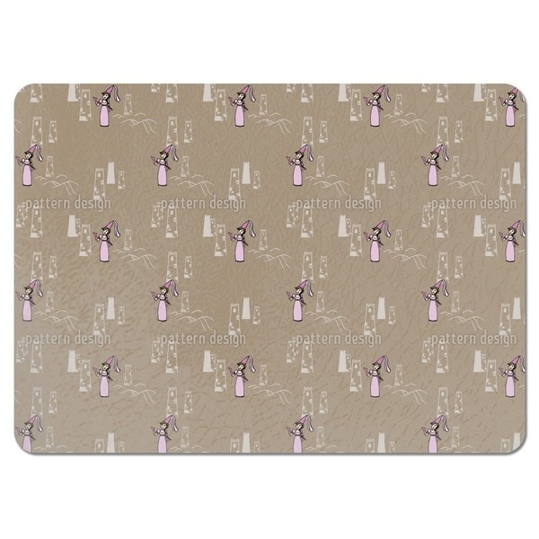 The Maiden Kunigunde Placemats (Set of 4)