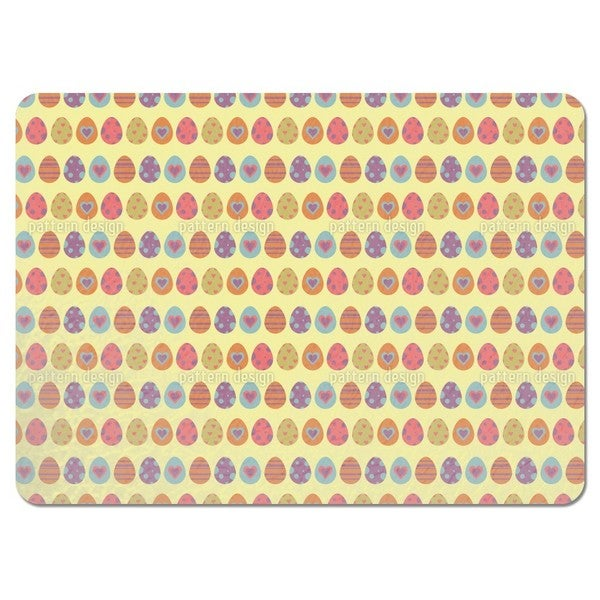 Lovely Easter Eggs Placemats (Set of 4)