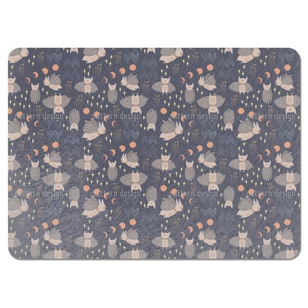 Night Creatures Placemats (Set of 4)