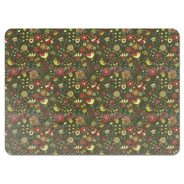 The Gardens of the High Tatras Placemats (Set of 4)