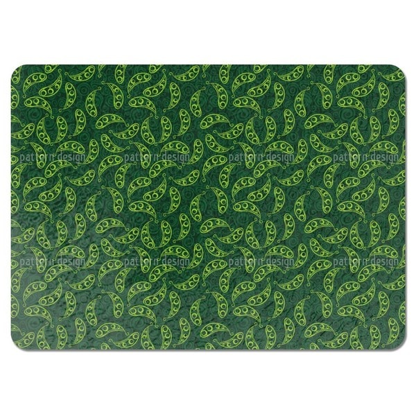Wild Peas Placemats (Set of 4)