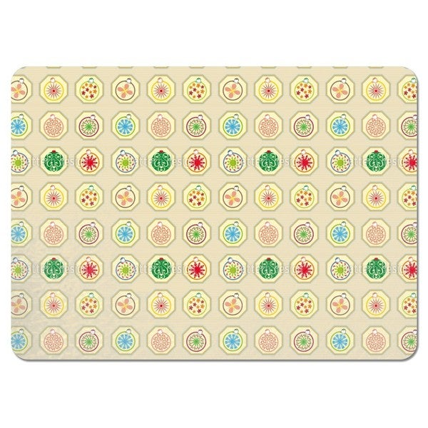 Xmas Bling Bling Placemats (Set of 4)