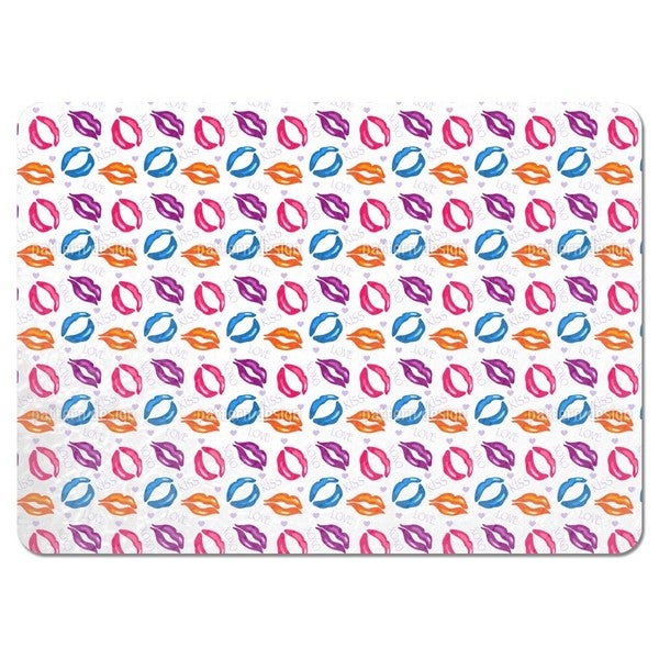 Lips Placemats (Set of 4)
