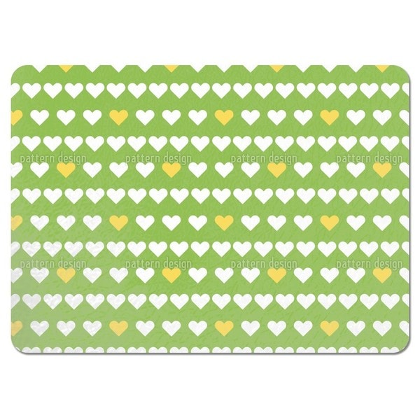 Young Love Placemats (Set of 4)