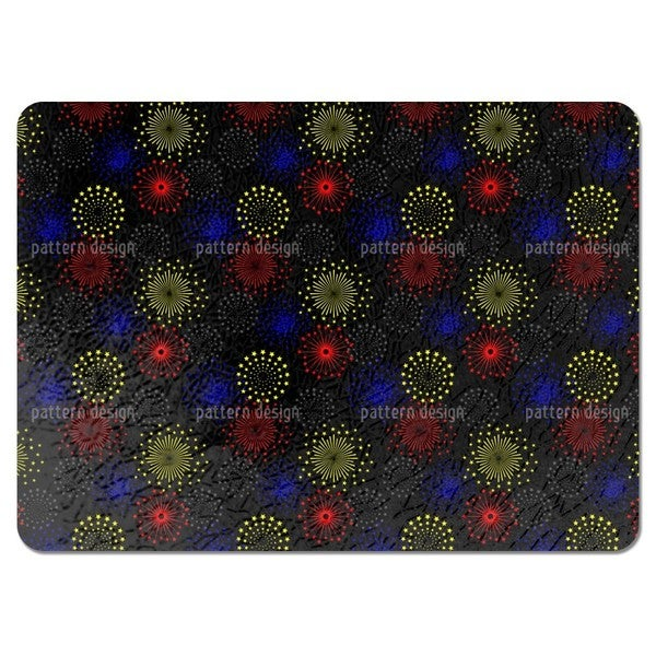 Spectacular Fireworks Placemats (Set of 4)