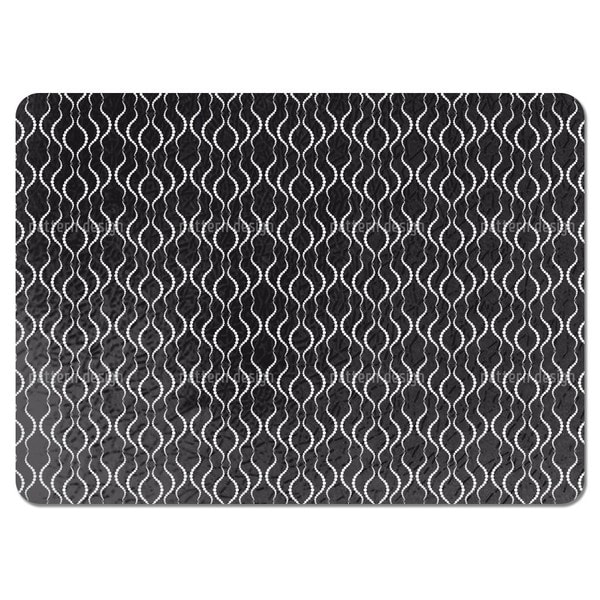 Georgina Black Placemats (Set of 4)
