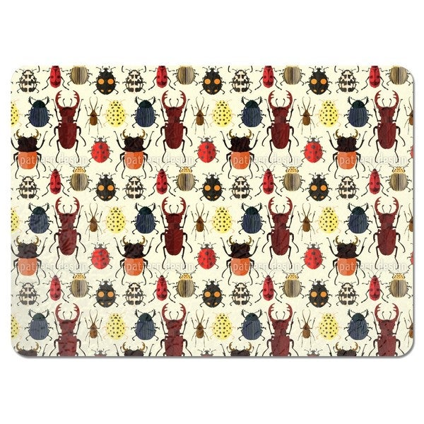 Cute Bugs Placemats (Set of 4)