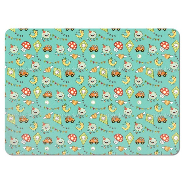 Come on Kids Placemats (Set of 4)