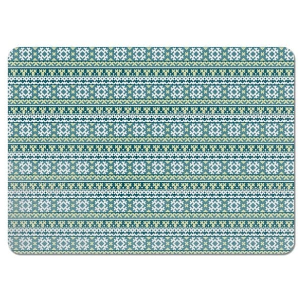 The Pixel King of the North Placemats (Set of 4)
