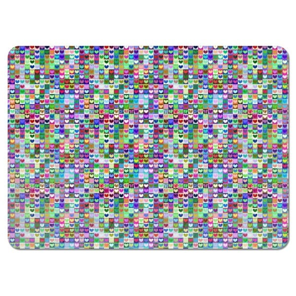Heart Nations Placemats (Set of 4)